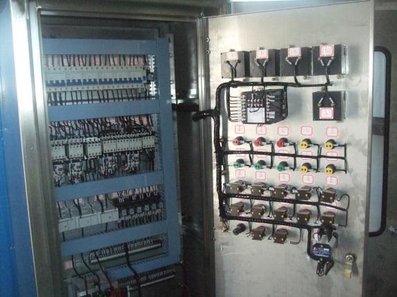 配电柜接线安装
